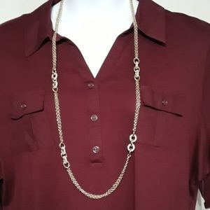 Charter Club Long Necklace